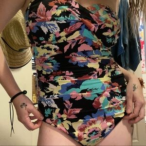 Floral One Piece